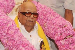 Karunanidhi suffering from urinary tract infection, slight decline in health: Doctors
