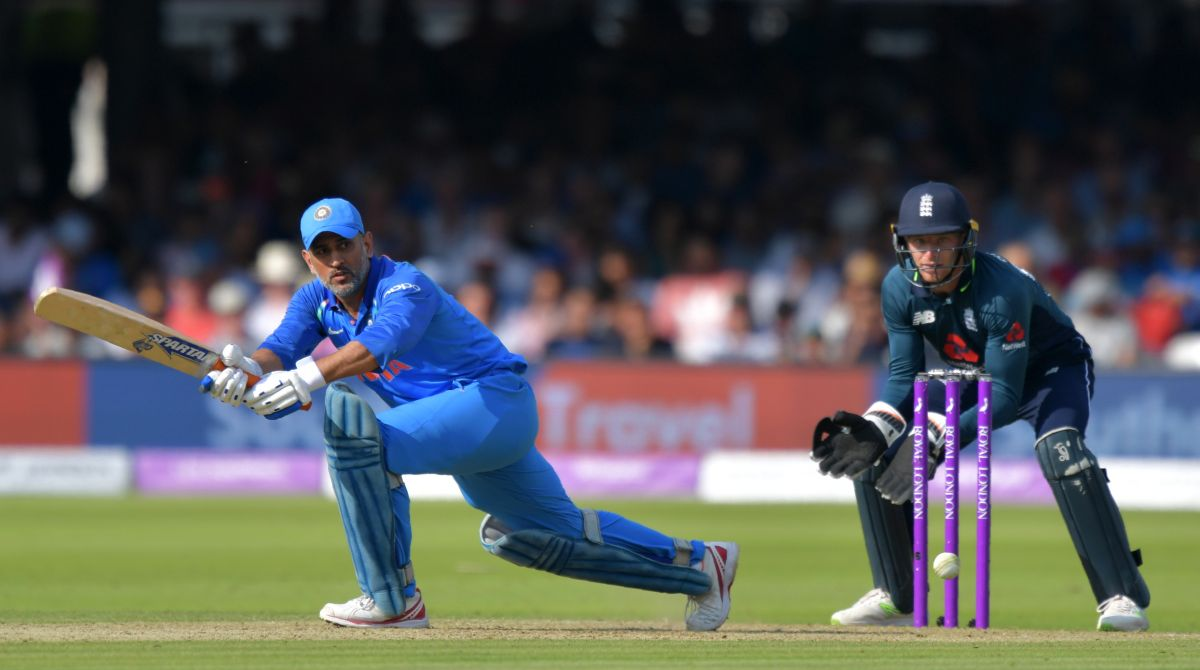 MS Dhoni joins the elite club of Sachin Tendulkar, Sourav Ganguly ...