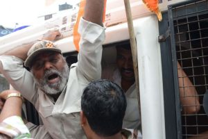 Maratha agitation | The road from silent rallies to violent protests