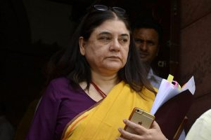 Maneka says assets gifted to wives should not be taxed, seeks changes in I-T Act
