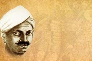 Political leaders pay tribute to Mangal Pandey on 191st birth anniversary