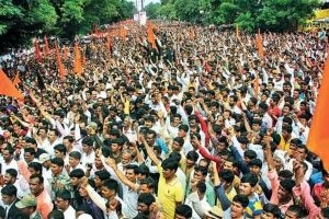 Maharashtra boils as protesters demand Maratha quota, burn vehicle, attempt suicides