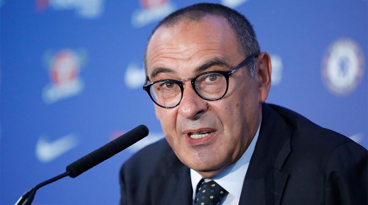 Maurizio Sarri, Chelsea F.C., Premier League, Cesc Fabregas