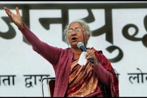 Defamation charges framed against Medha Patkar