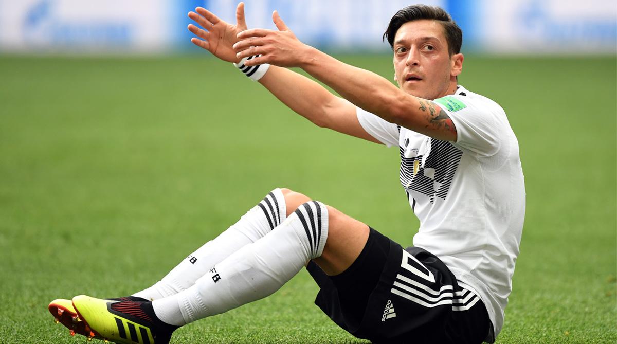 Mesut Ozil, Arsenal F.C., Premier League, Germany Football, 2018 FIFA World Cup, FIFA World Cup 2018