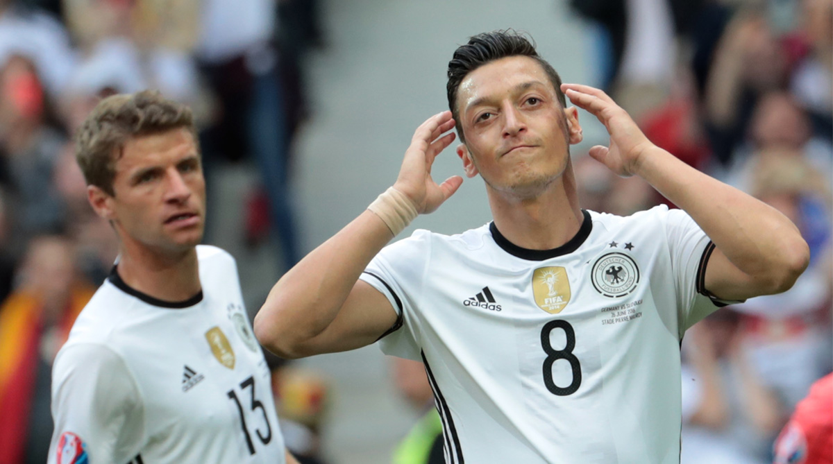 Mesut Ozil, Arsenal F.C., Premier League, Germany Football, 2018 FIFA World Cup, FIFA World Cup 2018