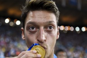 Mesut Ozil's resignation sparks Germany racism storm as Ankara cheers