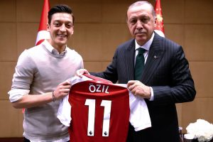 Germany, Arsenal star Mesut Ozil defends controversial meeting with Turkish President Recep Erdogan