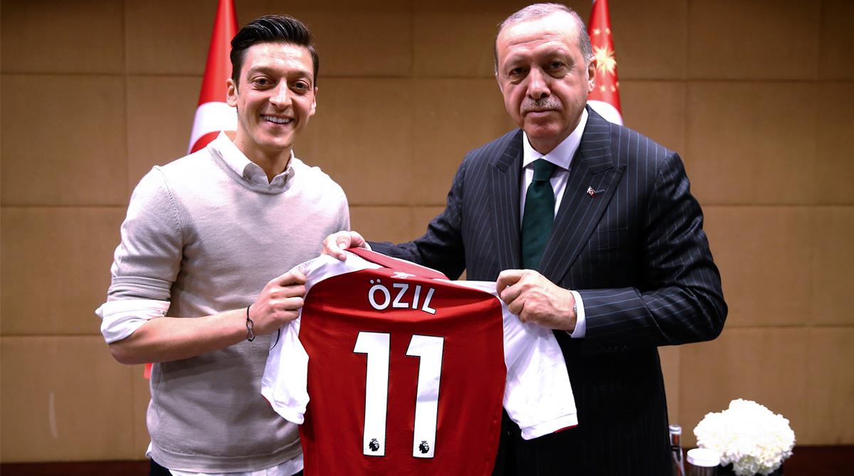 Mesut Ozil, Recep Tayyip Erdogan, Germany, Turkey, Germany Football, Arsenal F.C., Premier League