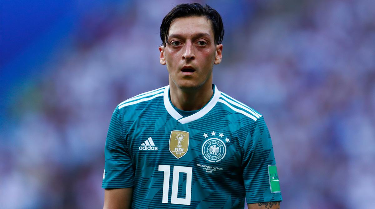 Mesut Ozil, Germany Football, 2018 FIFA World Cup, FIFA World Cup 2018, Arsenal F.C., Premier League