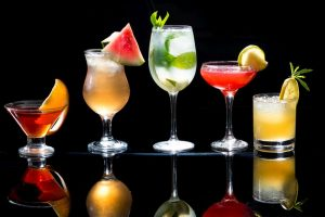 Be a host to provide Non-Alcoholic summer drinks