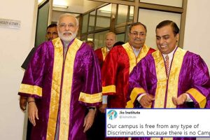 Parody Twitter handle @JioInstitute is going viral, check out the hilarious jokes