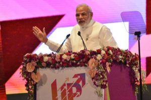 PM takes dig at Congress, launches Rs 60k cr investment projects for UP