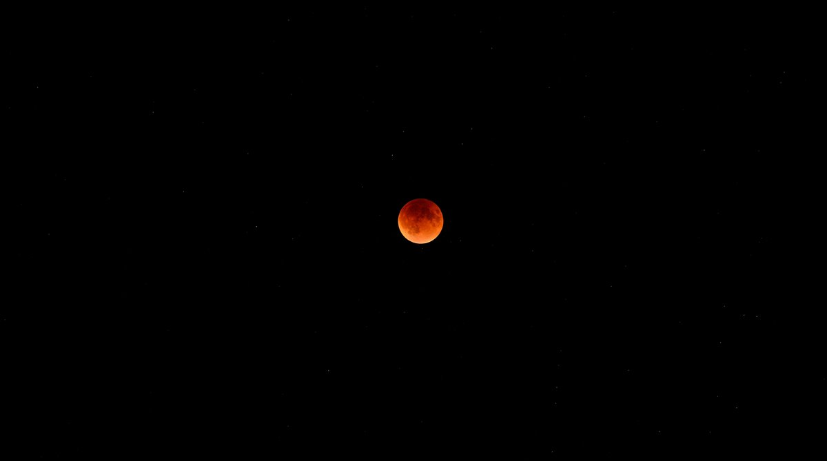 Lunar eclipse 2018| Do you know why July 27 Blood Moon is a Micro Blood Moon or Mini Moon?