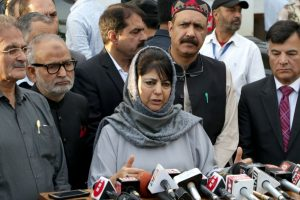 Mehbooba Mufti's uncle Sartaj Madni quits PDP post to prevent further revolt
