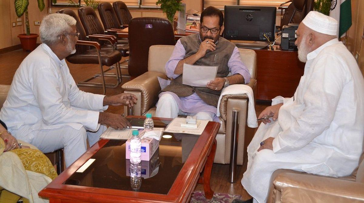 political intolerance, PM Modi, Mukhtar Abbas Naqvi, Union Minority Affairs