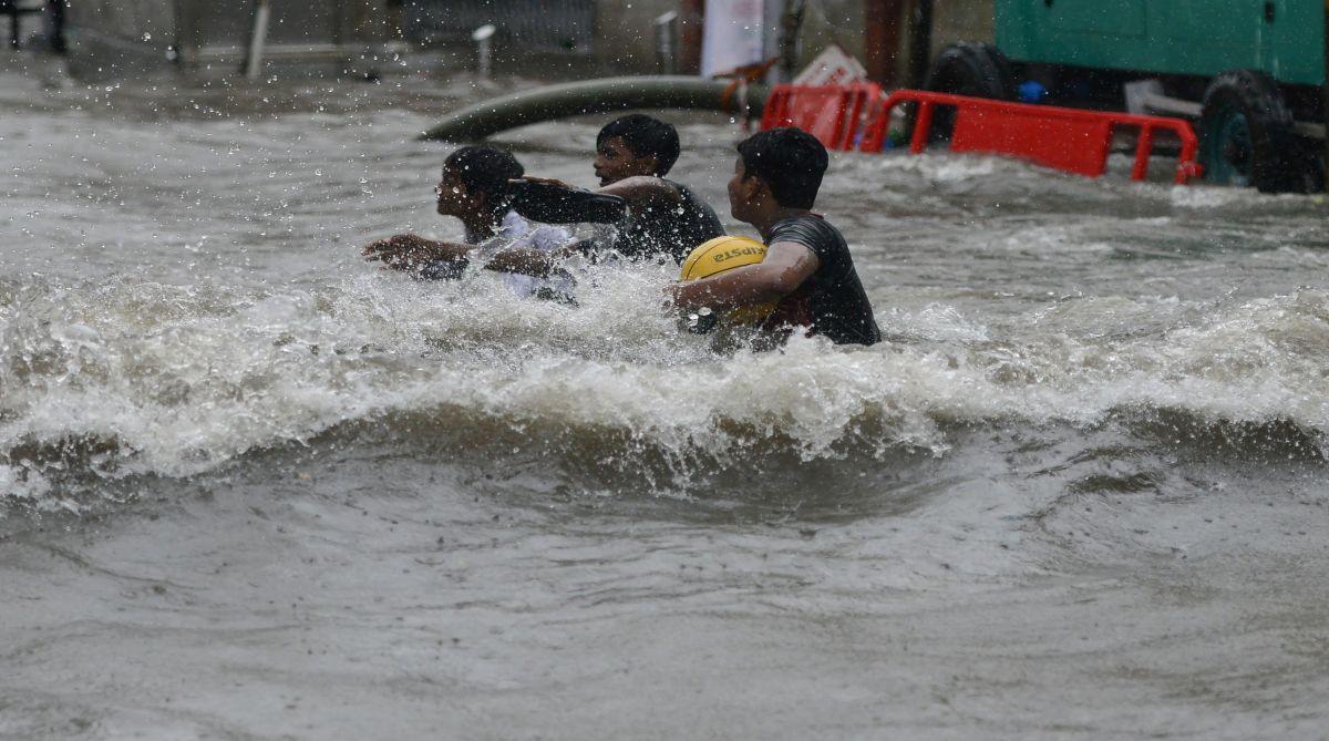 Cauvery basin, Heavy rain, Karnataka, Dakshina Kannada, Arabian Sea