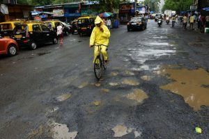 Pothole plague
