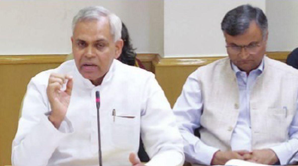 NITI Aayog, Zero Budget Natural Farming, Governor Acharya Devvrat, Dr Rajiv Kumar