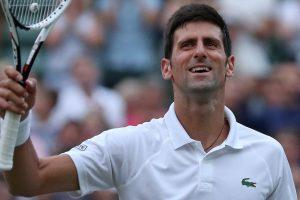 Novak Djokovic advances to Wimbledon quarterfinals