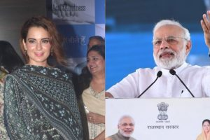 Kangana Ranaut says PM Modi 'rightful leader of democracy', should get another 5 years