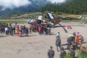 Kailash Mansarovar yatra: All Indian pilgrims stranded in Nepal rescued