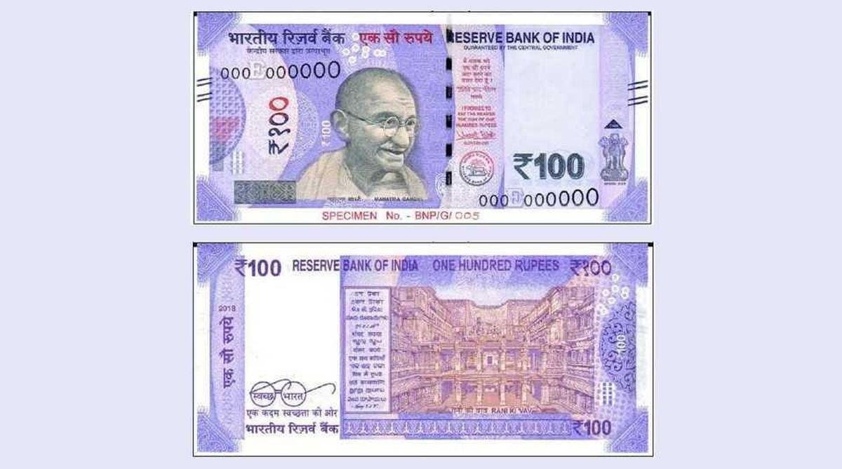 New 100 note