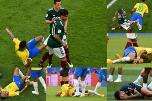 2018 FIFA World Cup | Neymar's playacting cost 14 minutes of match time