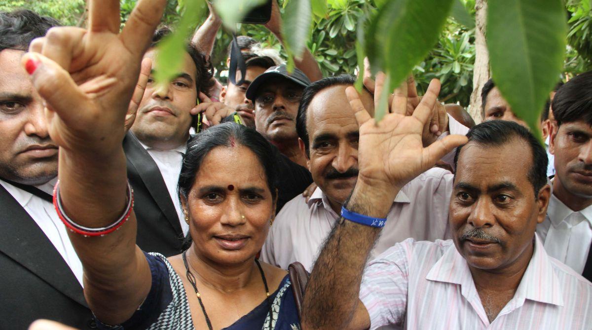 Nirbhaya parents after SC verdict