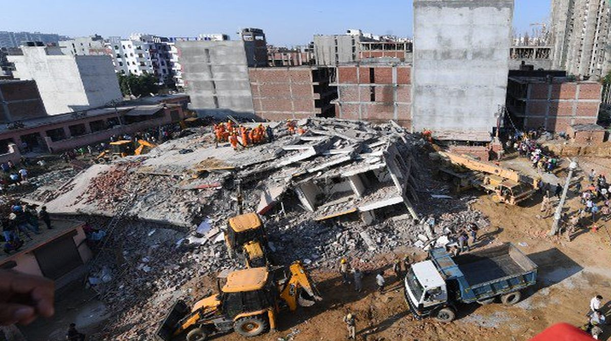 Greater Noida-building-collapse