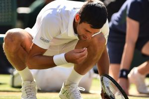Wimbledon 2018| Novak Djokovic celebrates 4th title by eating grass