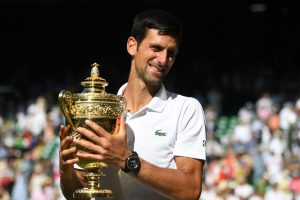 Wimbledon 2018: Novak Djokovic steamrolls Kevin Anderson for 4th title