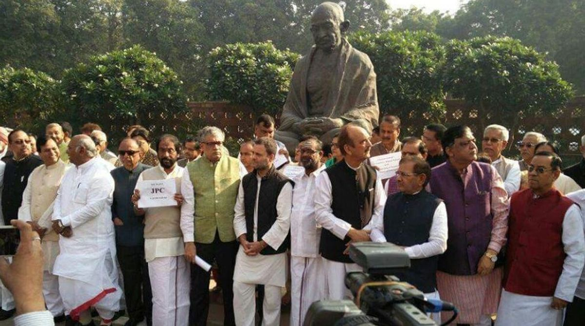Opposition meet ahead of Monsoon session