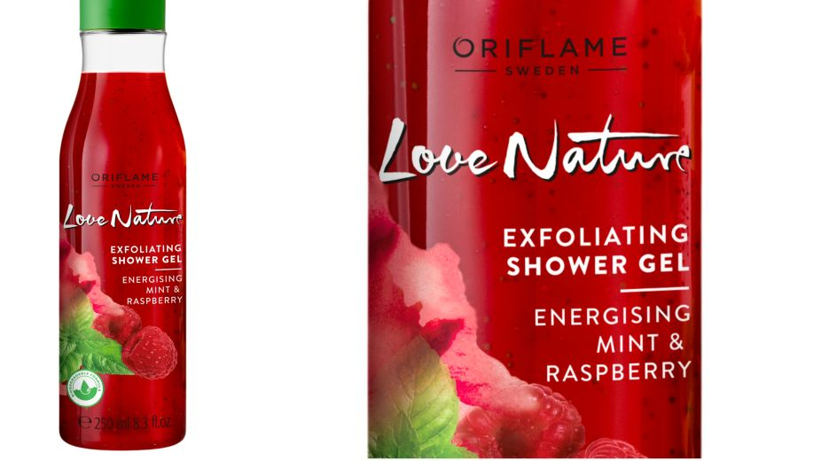 Orifalme shower gel