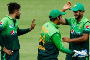 Pakistan beat Zimbabwe by nine wickets in one-day match