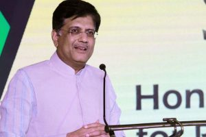 Fiscal deficit to be lower than 3.3% target: Finance Minister Piyush Goyal