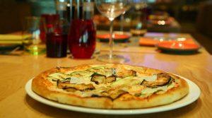 Pizza Ortolana