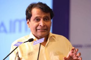 Investment in logistics to touch $500 bn by 2025: Suresh Prabhu
