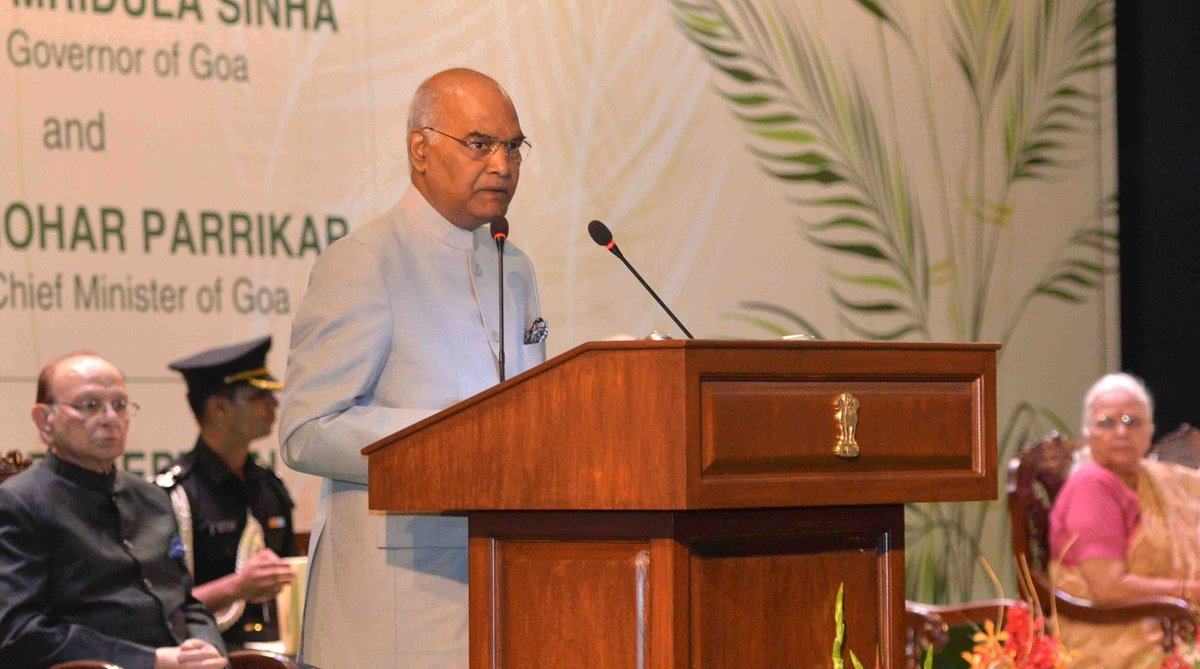 President Kovind Uniform Civil Code