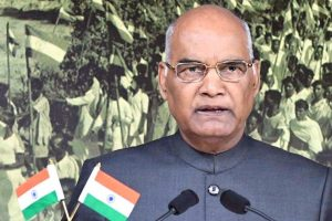 President to visit Belagavi in Karnataka on Saturday