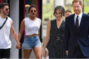 Priyanka introduces Nick to royal couple Meghan Markle, Prince Harry