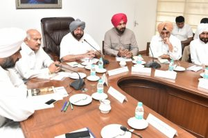 CM Amarinder directs strengthening anti-drug campaign