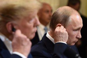 Russia demands US release 'spy', calls charges false