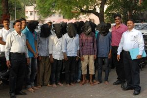 Interstate gang of robbers busted in Ghaziabad
