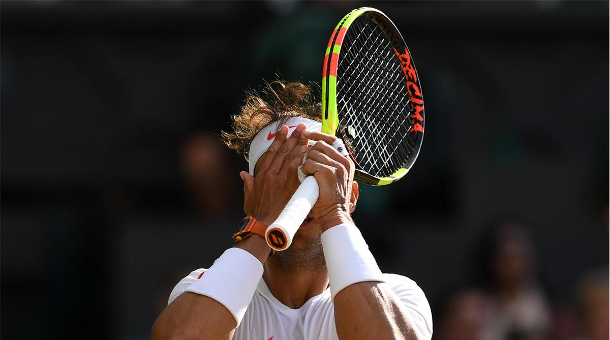 Rafael Nadal, Wimbledon 2018, Wimbledon, Novak Djokovic