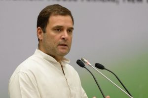 Rahul Gandhi claims journalists reporting on Rafale deal receiving threats