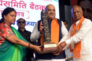 Rajasthan polls | Vasundhara Raje to be BJP's chief ministerial candidate