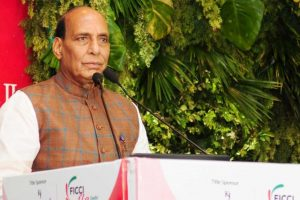 Rajnath recalls Vajpayee's role in Lucknow's development