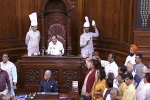 Rajya Sabha adjourned for the day amid ruckus over NRC