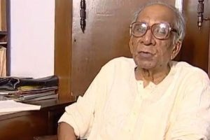 Obituary | Ramapada Chowdhury: End of a long literary era